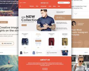 thiết kế web thời trang chuyên nghiệp