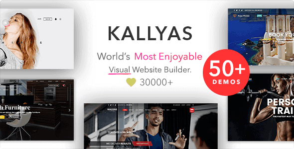 theme kallyas wordpress