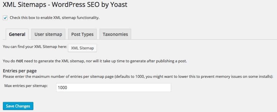 cài đặt plugin yoast seo