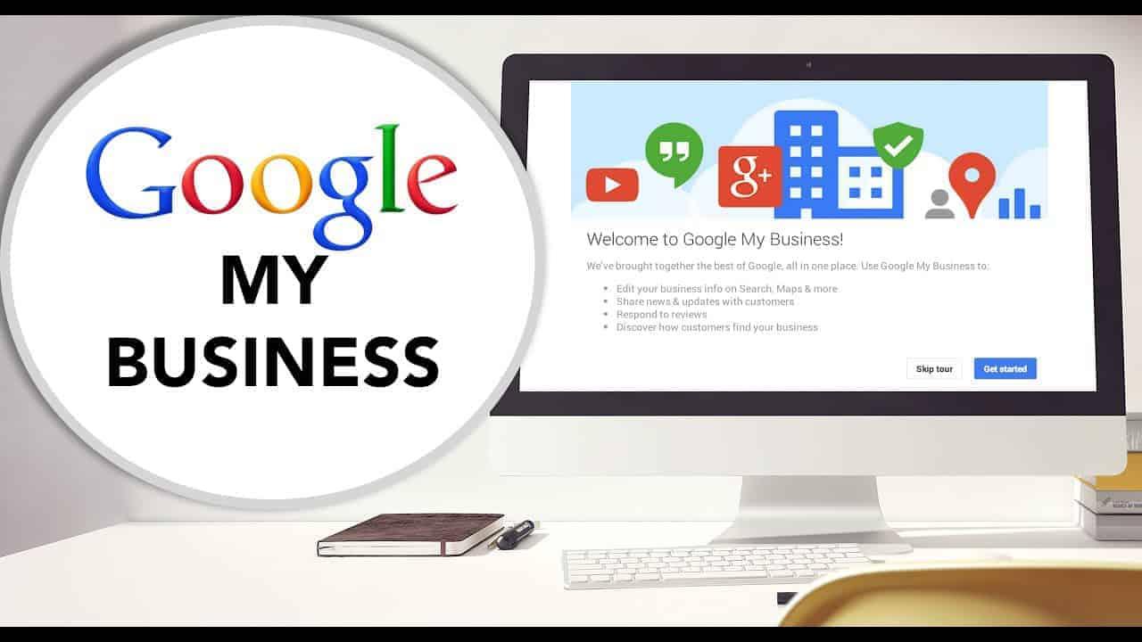 không xác minh được doanh nghiệp trên google
