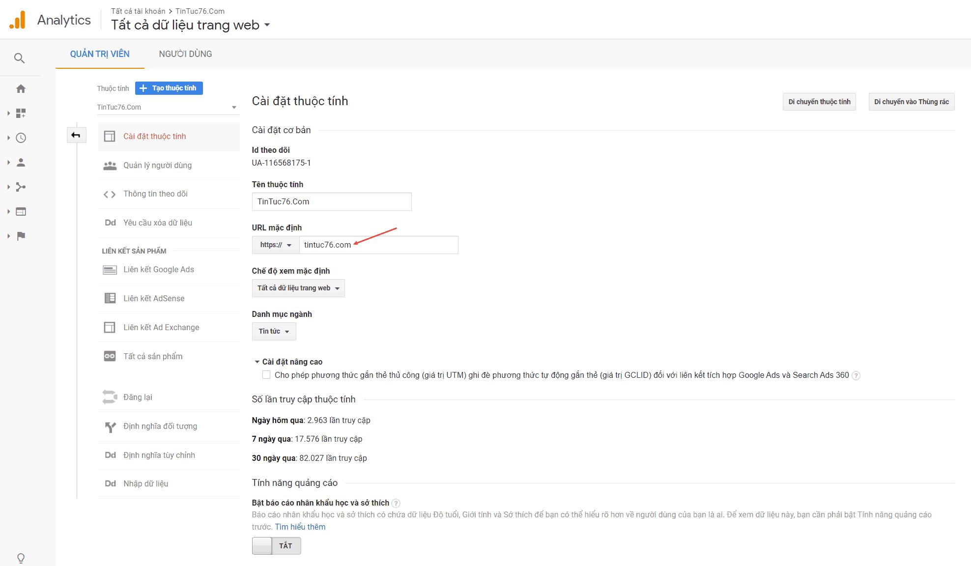 đổi domain không mất thứ hạng seo