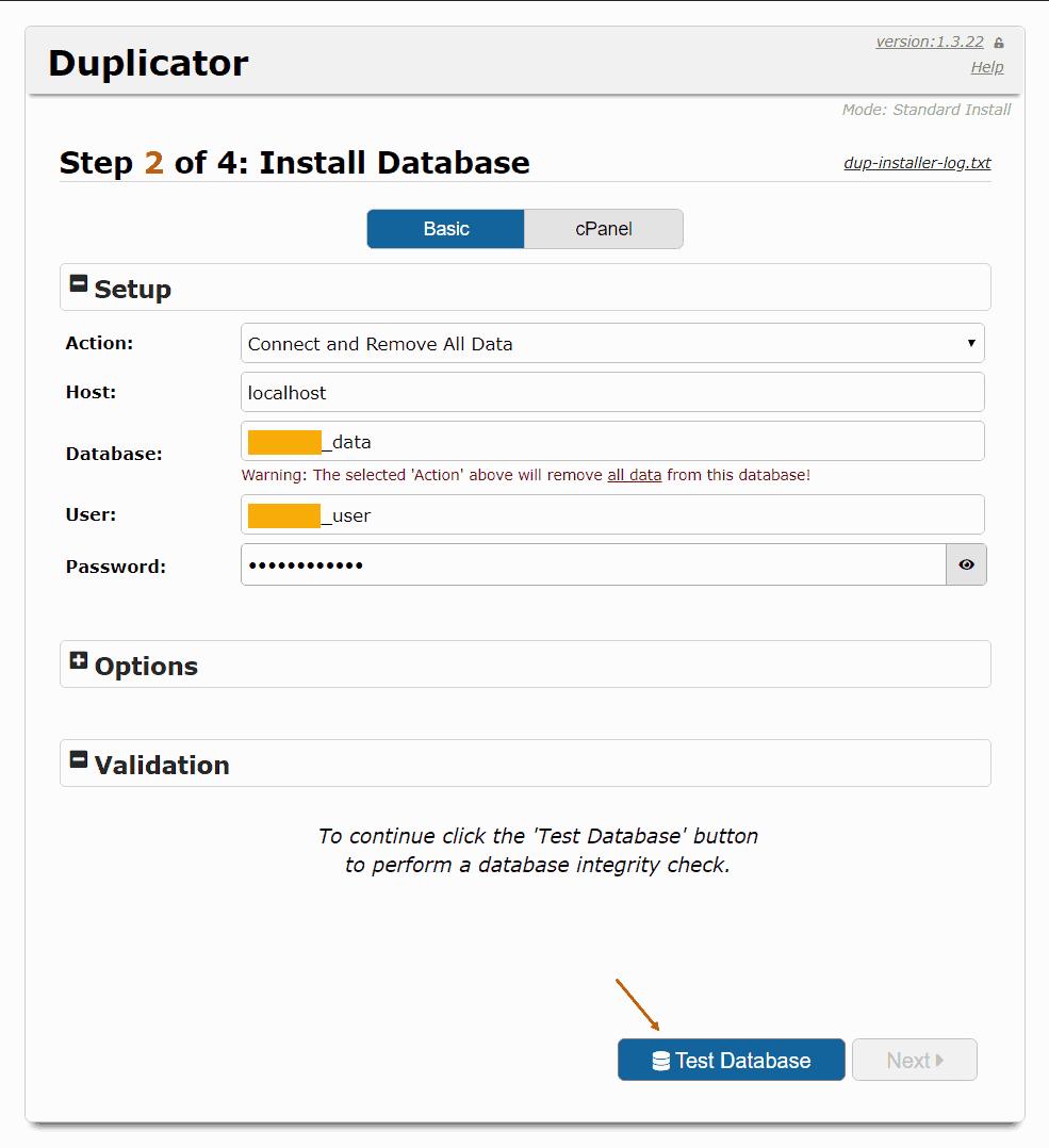 hướng dẫn chuyển website sang tên miền mới