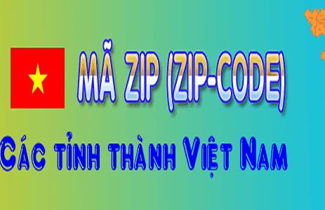 zip code vietnam